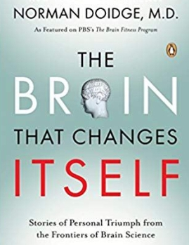 Cover Art: The Brain That Changes Itself by Norman Doidge
