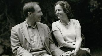 Arthur and Joan Kleinman in a happier time (circa 1996)